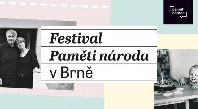Festival Paměti národa v Brně 2021