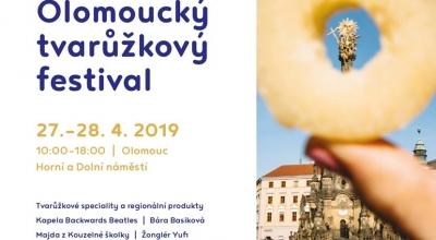 Olomoucký tvarůžkový festival 2019