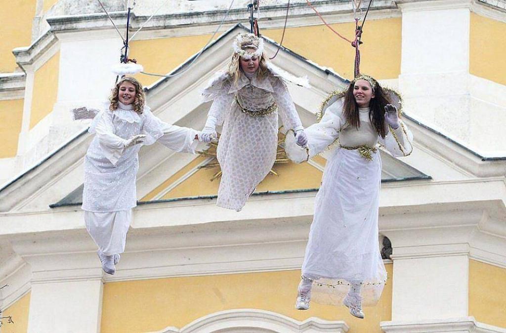 Úštěcký advent aneb Vánoce jako od Lady 2017