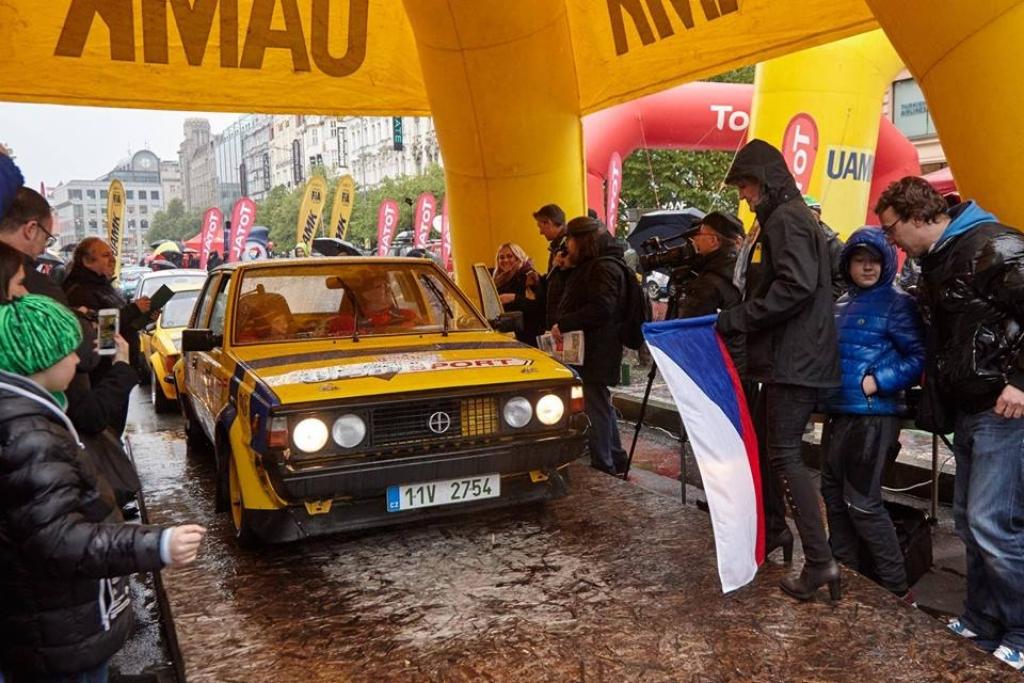 8. Rallye Praha Revival 2018