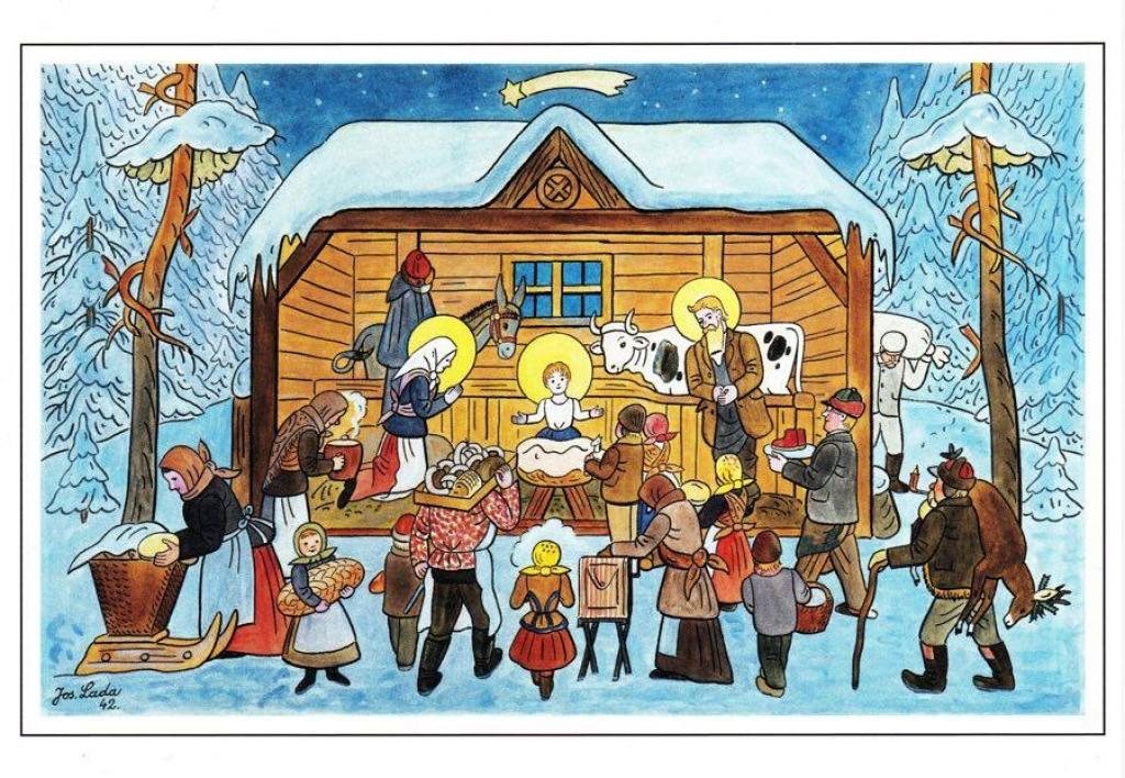 Vánoční Břevnovský jarmark 2017