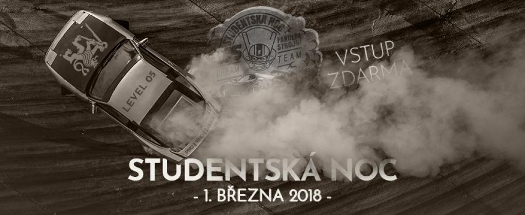 Studentská noc 2018 / LEVEL 05