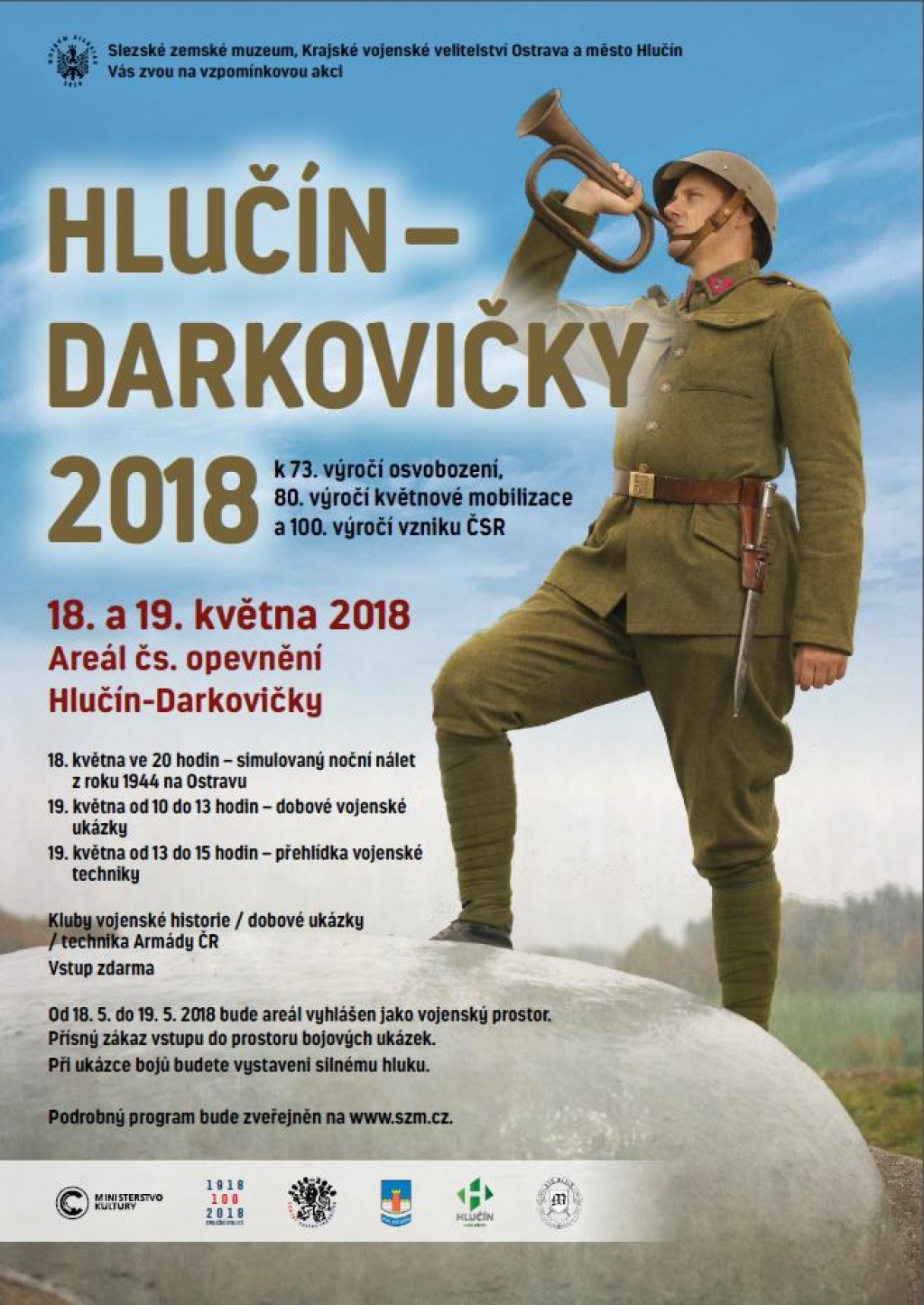 Darkovičky 2018