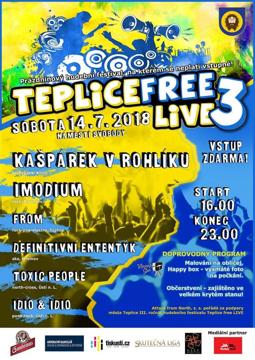Teplice free LIVE 3