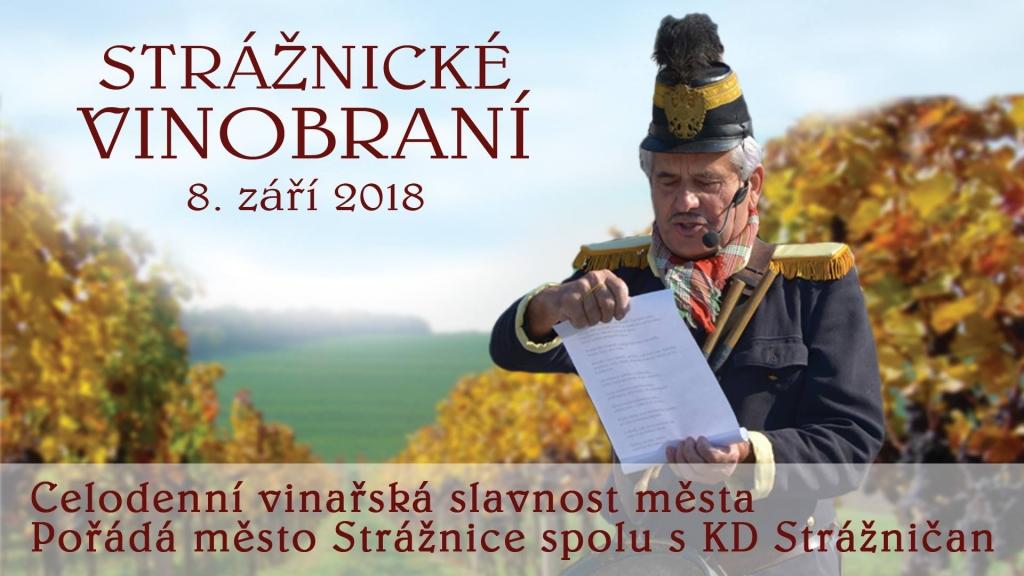 Strážnické vinobraní 2018