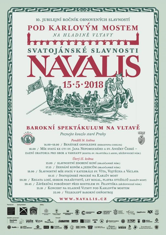 Svatojánské slavnosti Navalis 2018