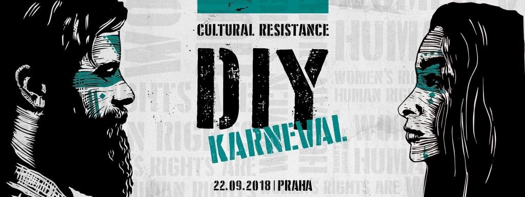 DIY KARNEVAL - CULTURAL RESISTANCE 2018