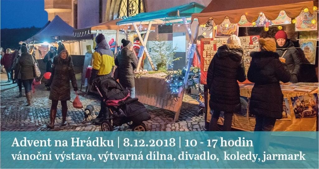 Advent na Hrádku 2018