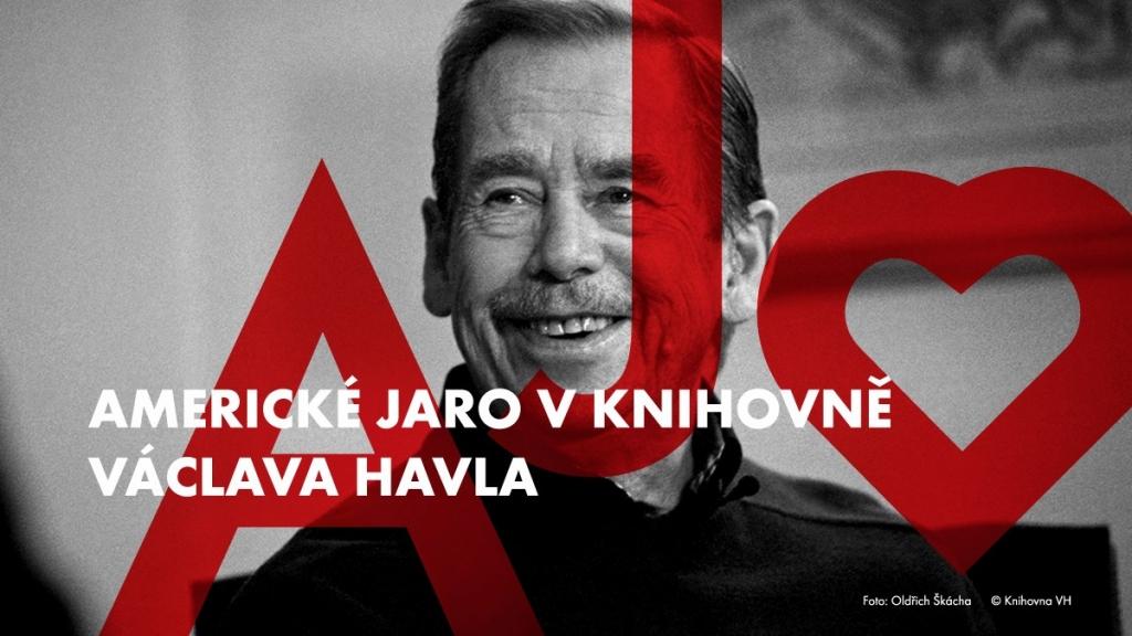 Americké jaro v Knihovně Václava Havla: Voice of America a jeho český hlas z Vídně
