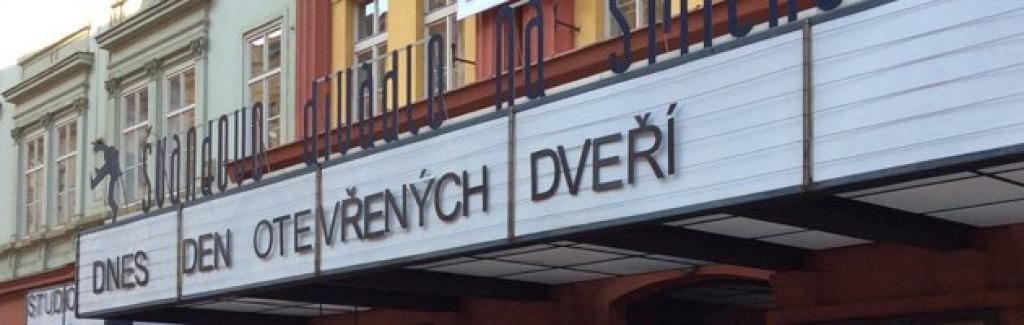Švandovo divadlo: Den otevřených dveří 2019