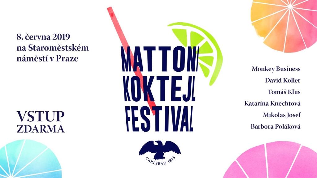 Mattoni Koktejl Festival 2019
