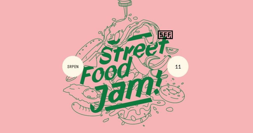 Street Food Jam #4 2019 - Cross