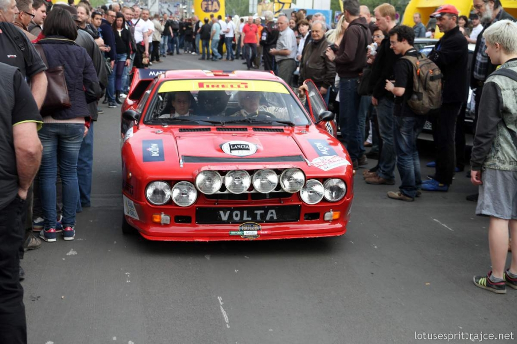 Rallye Praha Revival 2021