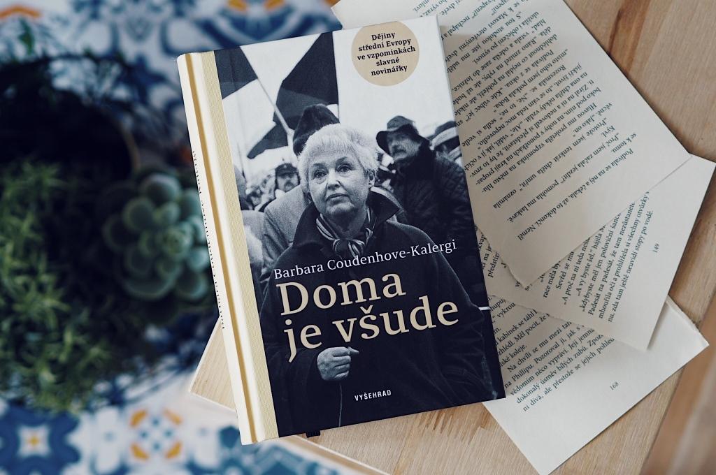 Dějiny střední Evropy ve vzpomínkách slavné novinářky
