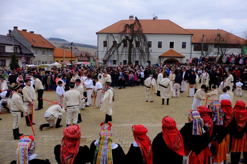 33. festival masopustních tradic ve Strání FAŠANK 2020