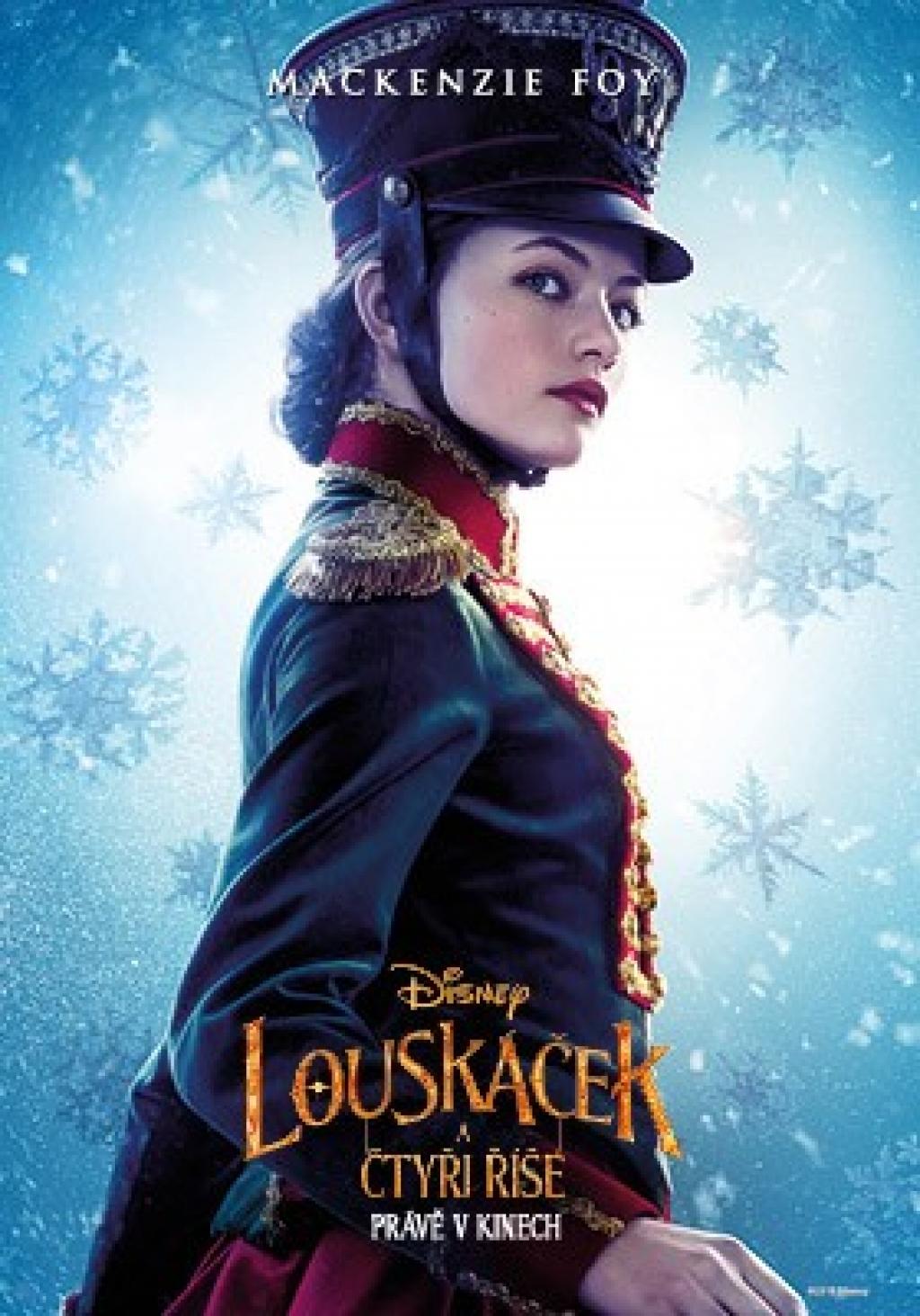 Rozlouskněte Vánoce v Centru Černý Most a přijďte na velkolepou lední multimediální show inspirovanou příběhem Louskáčka!