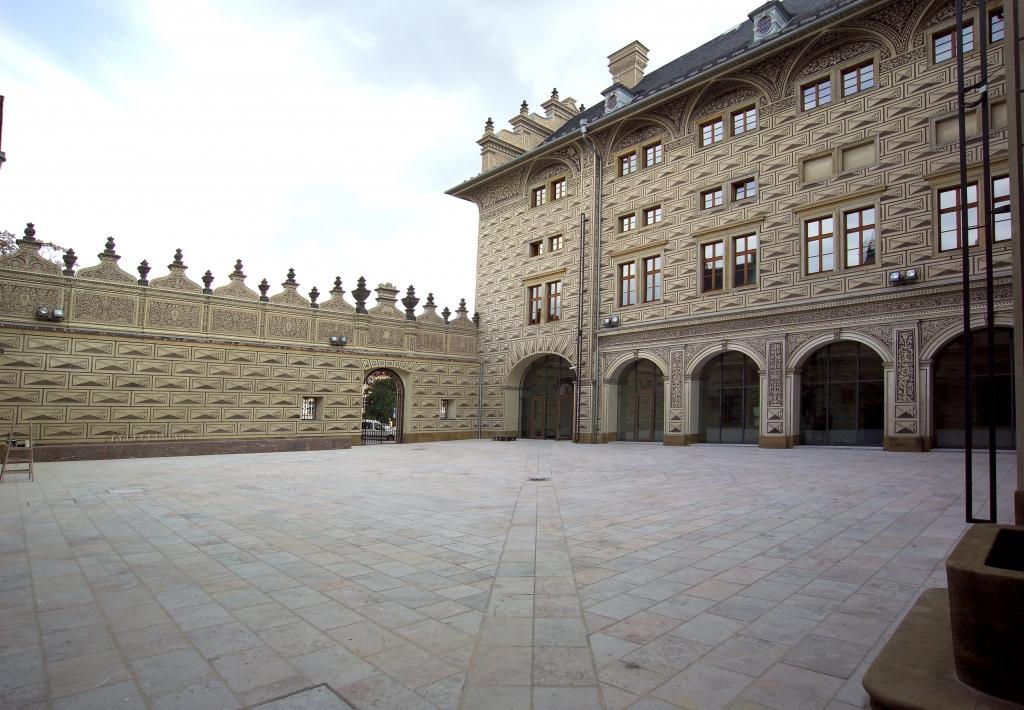 Mezinárodní den muzeí a galerií 2018 - Schwarzenberský palác