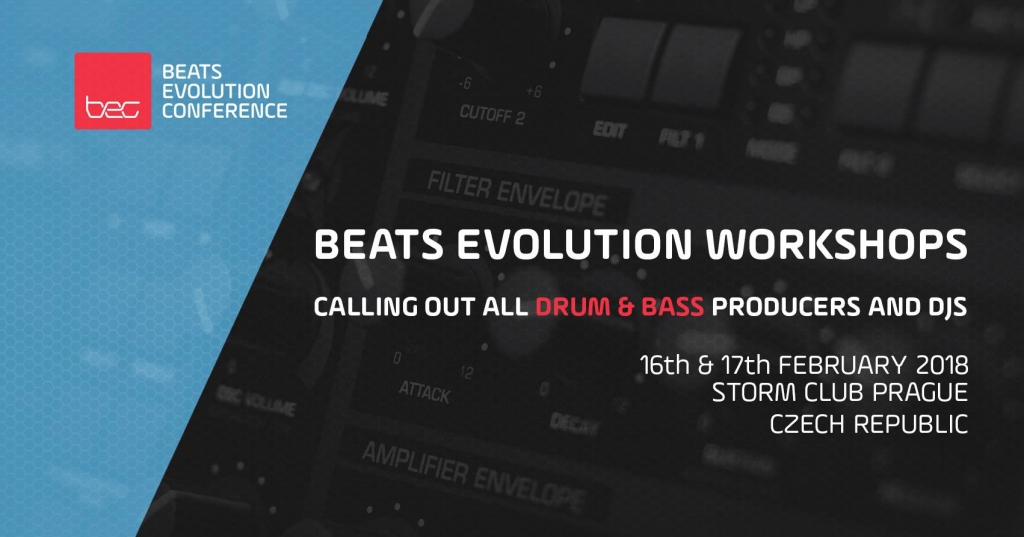 Beats Evolution Workshops 2018