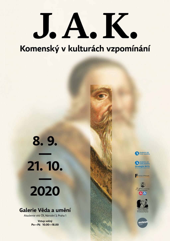 J. A. K. Komenský v kulturách vzpomínání