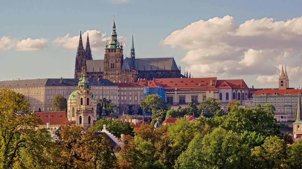 Zahájení letní turistické sezóny na Pražském hradě 2018