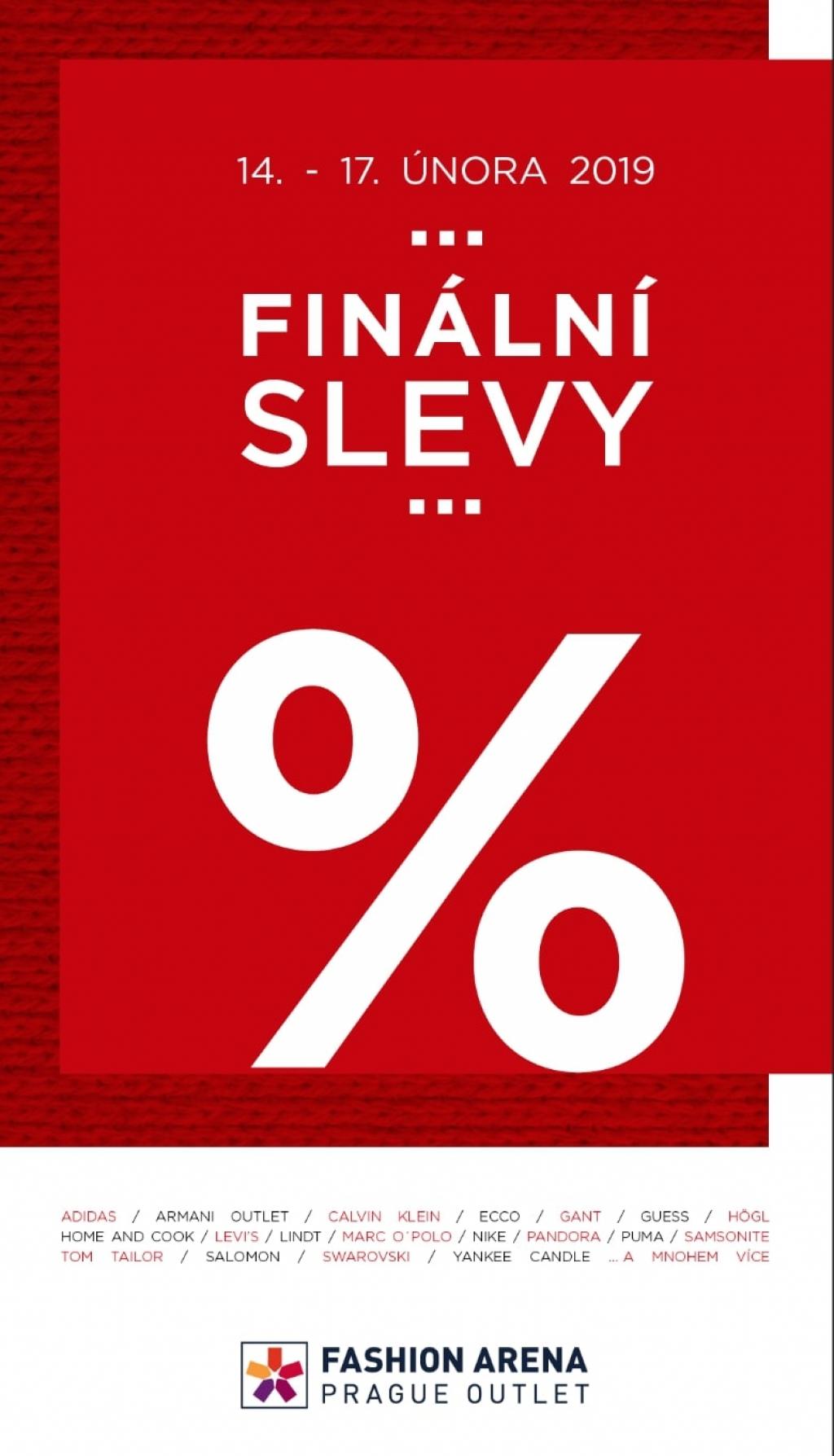 Fashion Arena Prague Outlet startuje největší zimní výprodeje