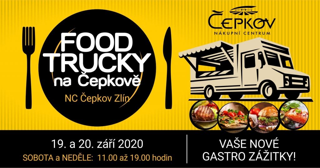 Food Trucky poprvé ve Zlíně