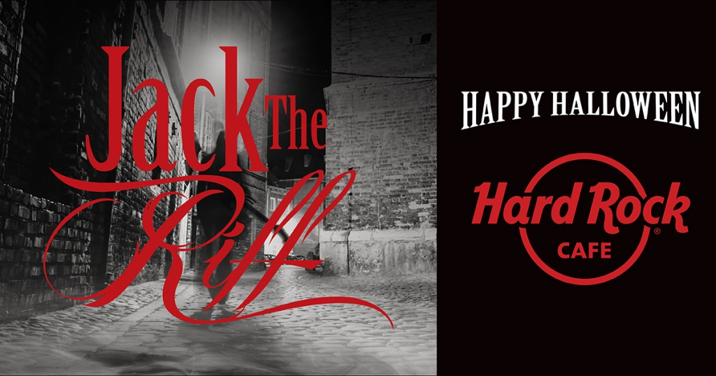 Halloween v Hard Rock Cafe Praha