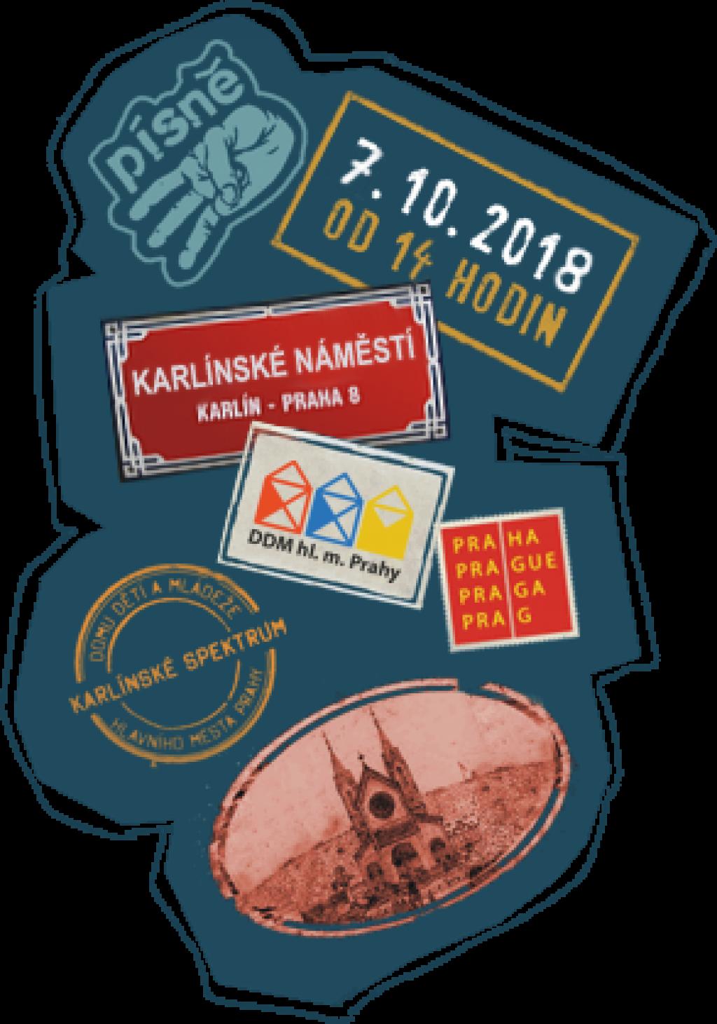 Street Happening of Karlín 2018