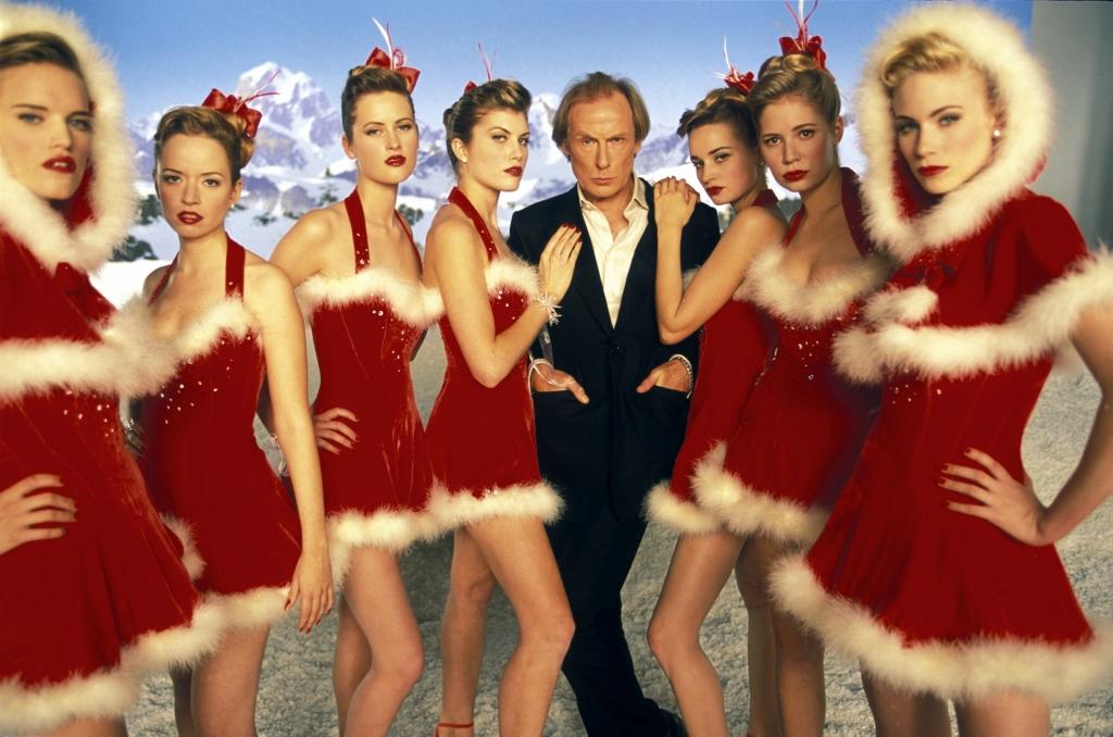 Vánoční výzdobu v Centru Chodov rozsvítí Bil Nighy, britská hvězda z filmu Láska nebeská
