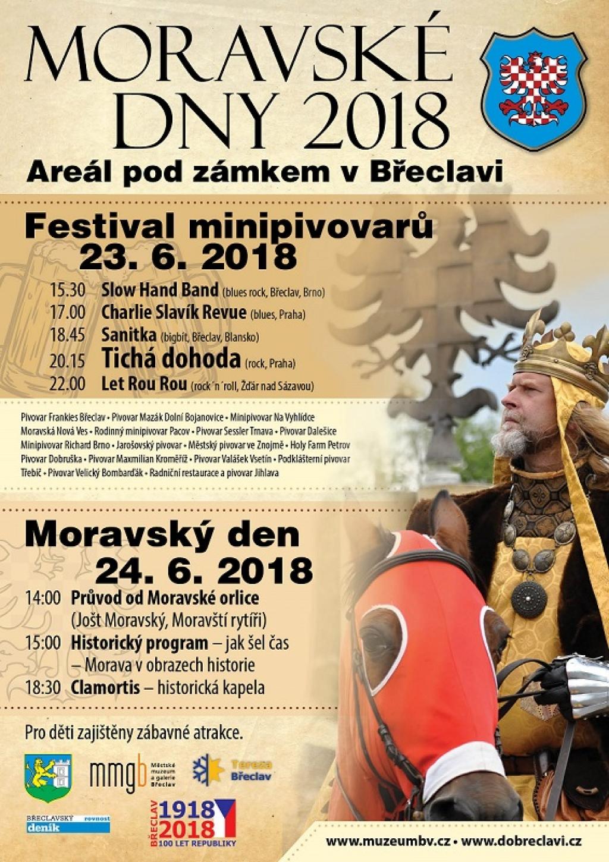 Moravské dny 2018