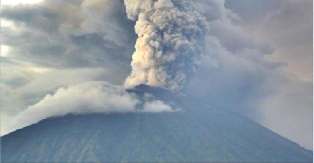 Přednáška: Hrozí ničivý výbuch vulkánu Agung?