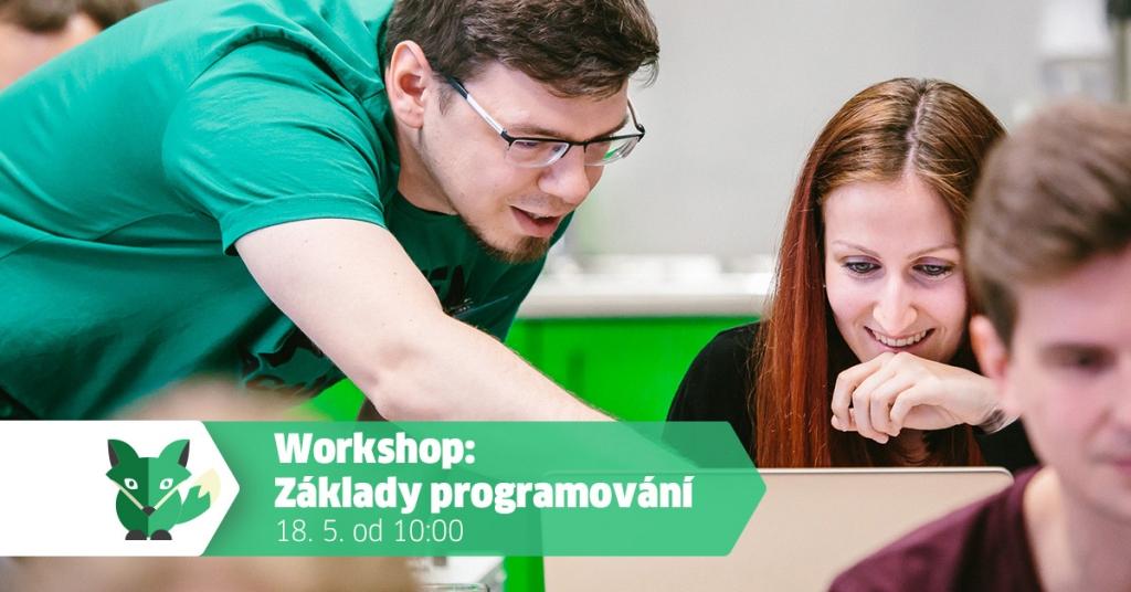 Junior Programátor Workshop