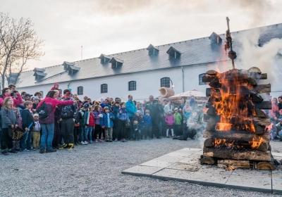 Pálení čarodějnic Olomouc 2018