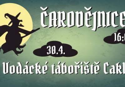 Čarodějnice Cakle