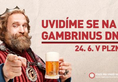 Gambrinus den 2017