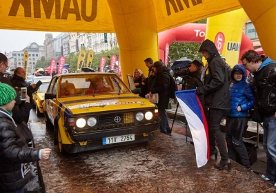 Rallye Prague Revival 2018