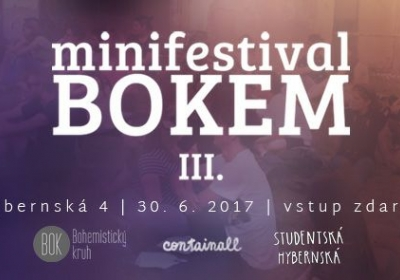 Minifestival BOKEM III. 2017