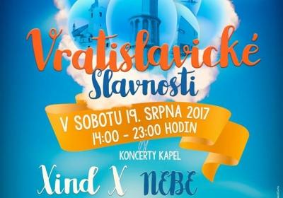 22. ročník Vratislavických slavností 2017