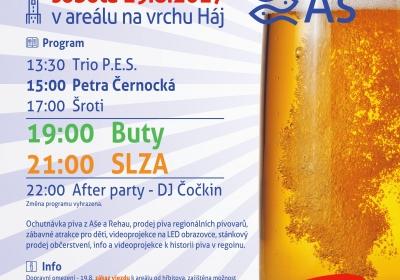Česko-Bavorské slavnosti piva 2017