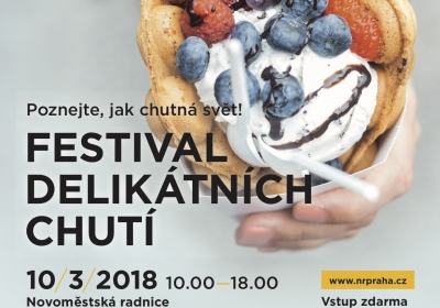 Festival delikátních chutí 2018