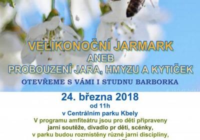 VELIKONOČNÍ JARMARK Kbely 2018