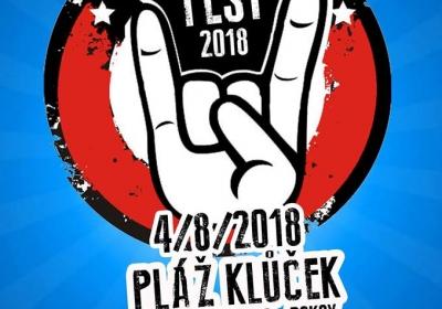 Zadarmofest 2018 - Mácháč rock festival