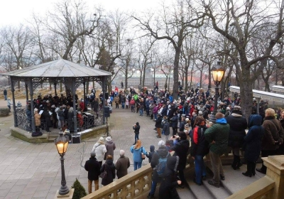 Tradiční Rybovka - Letenský altánek 2017