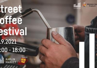 Street coffee festival
