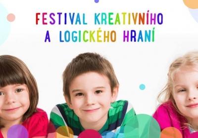 Festival kreativního a logického hraní Praha 2019