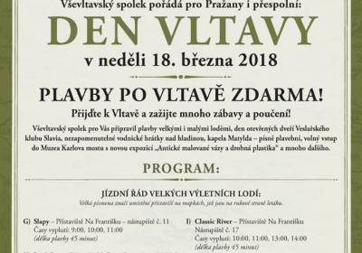 Den Vltavy 2018