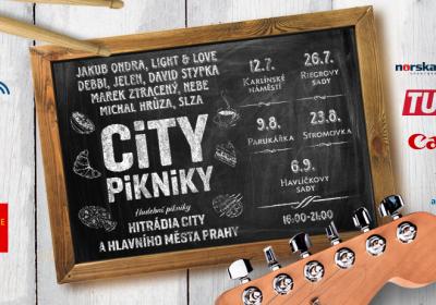 City piknik - Parukářka - David Stypka, Marek Ztracený