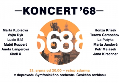 Koncert ´68: Největší hity 60. let