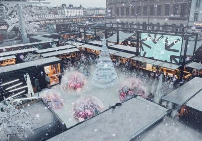 Manifesto Winter Market 2018 - alternativní vánoční trh v srdci Prahy