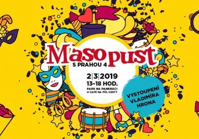 Masopust 2019 s Prahou 4